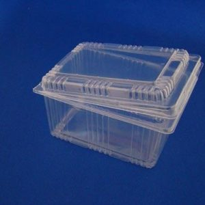 T2542 Salad Container Deep