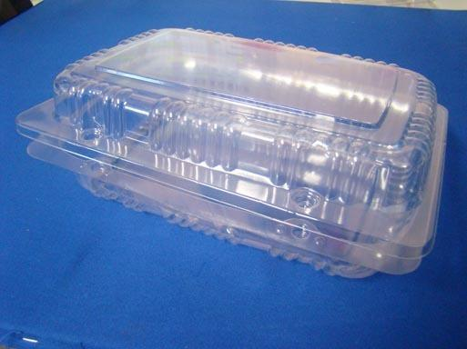 T2551 Large Clamshell Container