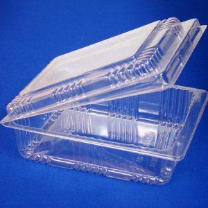 T2722 Hinged Container Low Lid