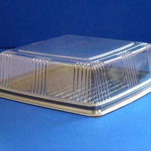 T3410 Square Cake Dome Lid
